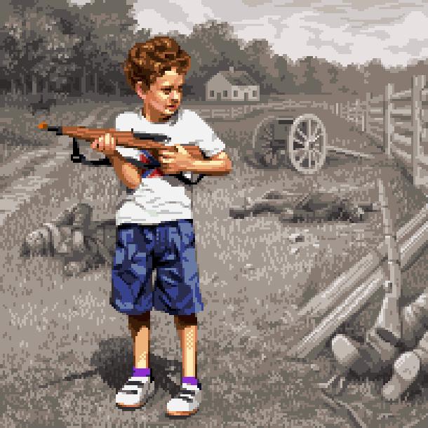 Generación PlayStation Pixel Art Xtreme Retro