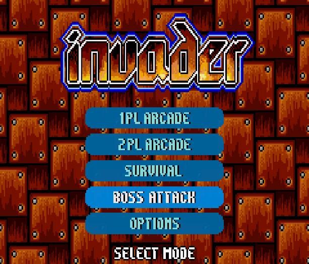 Invader Nintendo Game Boy Advance GBA Xtreme Retro 2
