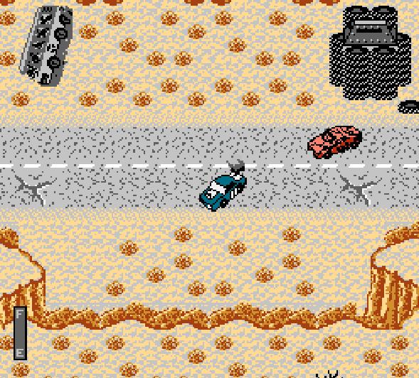 Mad Max Mindscape NES Famicom Nintendo Xtreme Retro 2