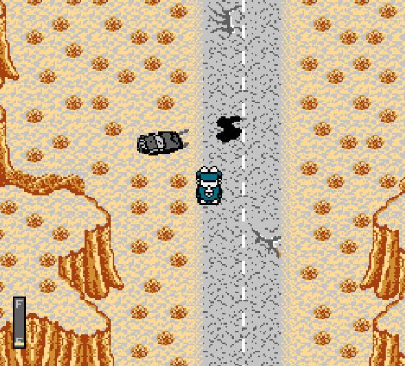 Mad Max Mindscape NES Famicom Nintendo Xtreme Retro 3
