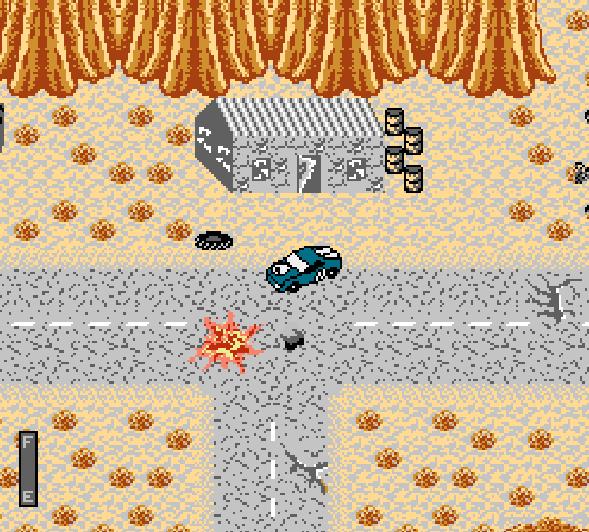Mad Max Mindscape NES Famicom Nintendo Xtreme Retro 4