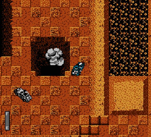 Mad Max Mindscape NES Famicom Nintendo Xtreme Retro 7