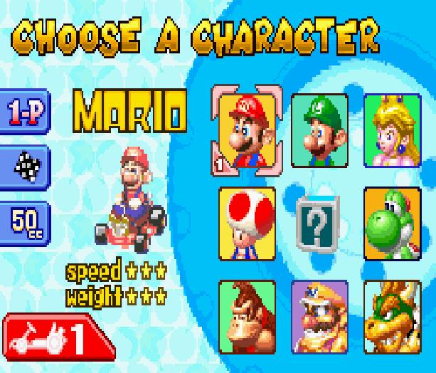 Mario Kart Super Circuit Nintendo Game Boy Advance GBA Xtreme Retro 3