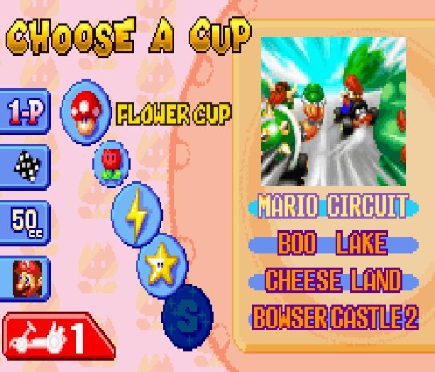 Mario Kart Super Circuit Nintendo Game Boy Advance GBA Xtreme Retro 4