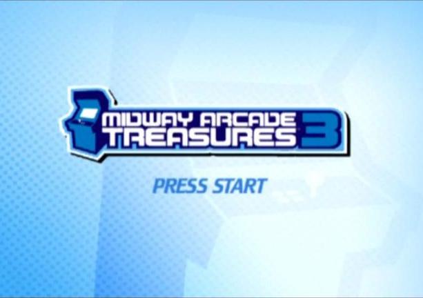 Midway Arcade Treasures 3 Coin Op Arcade Virgin PS2 PlayStation 2 Xbox GC GameCube Xtreme Retro 1
