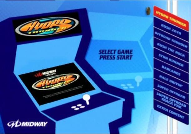 Midway Arcade Treasures 3 Coin Op Arcade Virgin PS2 PlayStation 2 Xbox GC GameCube Xtreme Retro 2