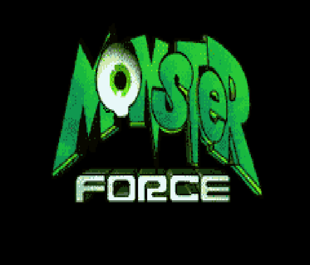 Monster Force Nintendo Game Boy Advance GBA Xtreme Retro 1