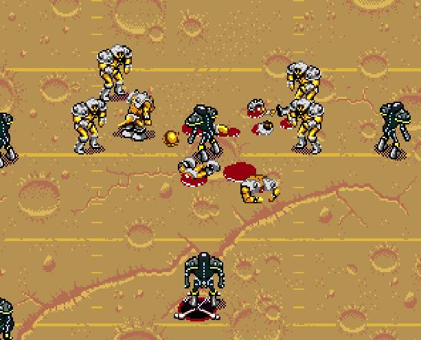 Mutant League Football Electronic Arts Sega Genesis Mega Drive Xtreme Retro 2