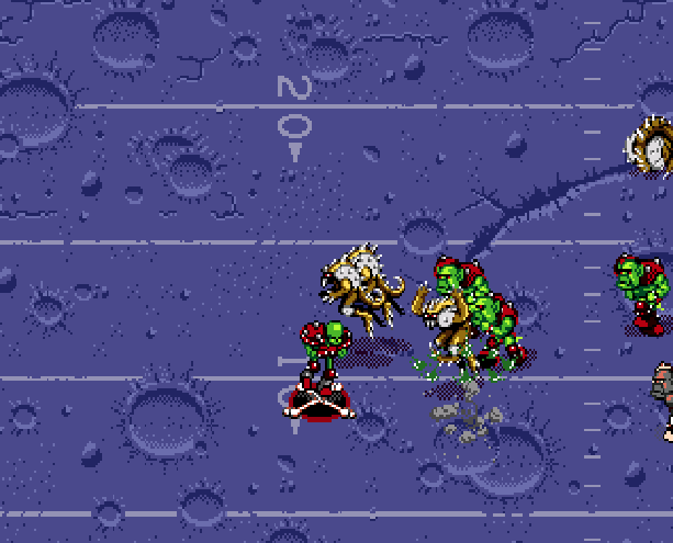 Mutant League Football Electronic Arts Sega Genesis Mega Drive Xtreme Retro 3