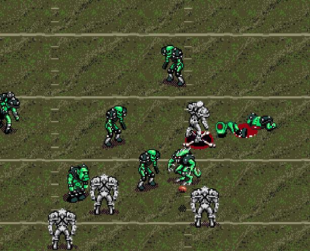 Mutant League Football Electronic Arts Sega Genesis Mega Drive Xtreme Retro 4