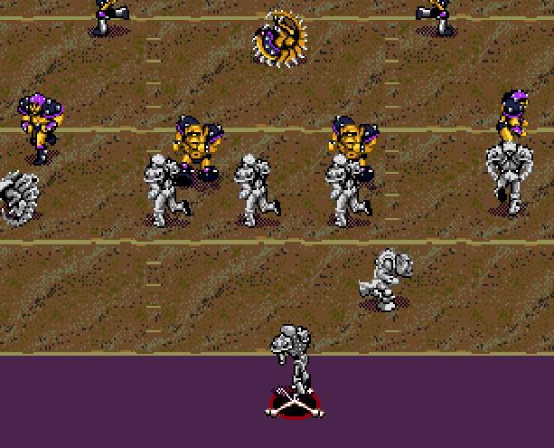 Mutant League Football Electronic Arts Sega Genesis Mega Drive Xtreme Retro 5