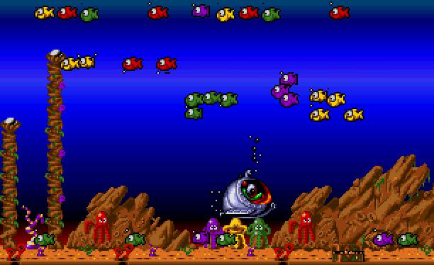 Nebulus Amiga Pixel Art Xtreme Retro