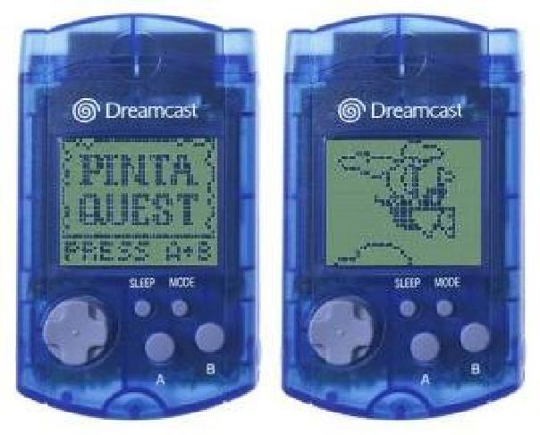 Pinta Quest Sega Dreamcast Virtual Memory Skies of Arcadia RPG Xtreme Retro