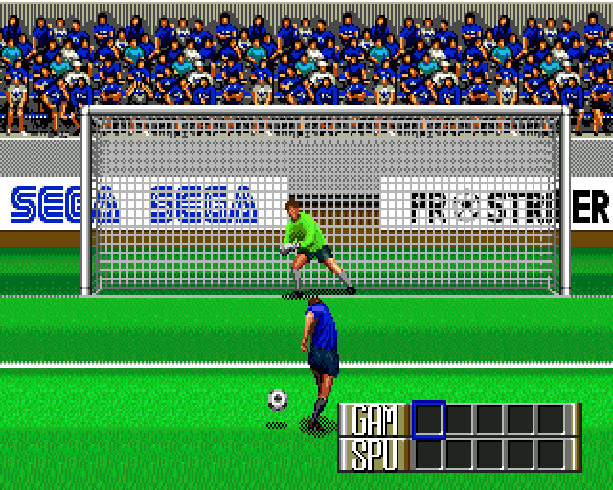 Pro Striker Final Stage Sega Genesis Mega Drive J League Soccer Xtreme Retro 2