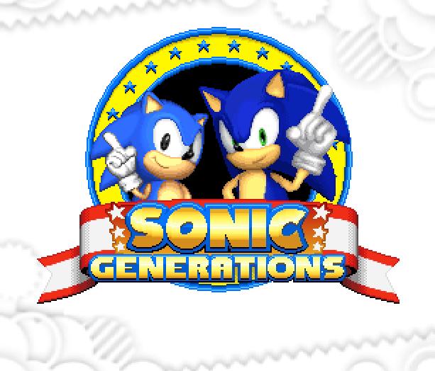 Sonic Generations Fan Game SAGE 2014 Demo PC YoYo Games Xtreme Retro 1
