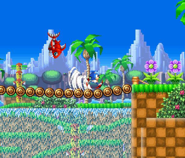 Sonic Generations Fan Game SAGE 2014 Demo PC YoYo Games Xtreme Retro 2