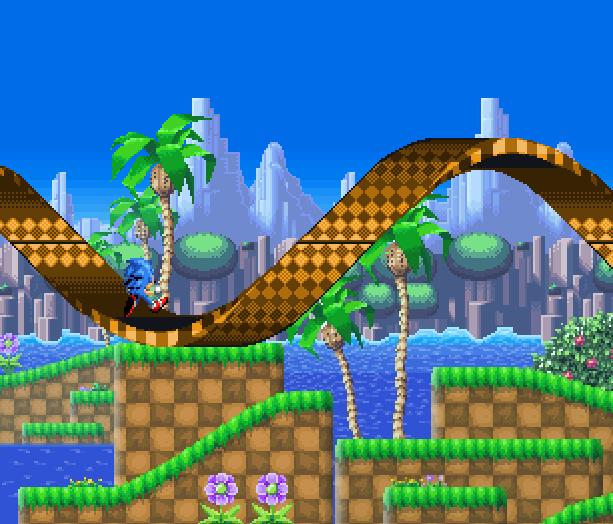 Sonic Generations Fan Game SAGE 2014 Demo PC YoYo Games Xtreme Retro 4