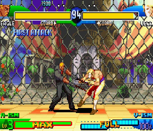 Street Fighter Alpha 3 SFA3 Zero Upper Capcom Nintendo Game Boy Advance GBA Xtreme Retro 26