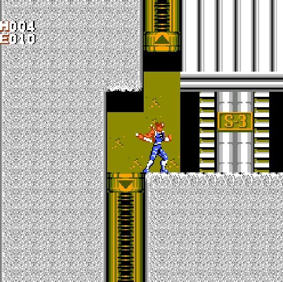 Strider Capcom NES Famicom Xtreme Retro 5