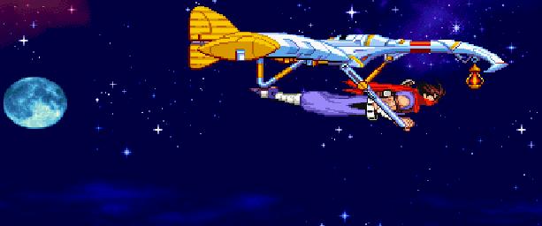 Strider Hiryu Capcom Arcade NES Famicom Nintendo Xtreme Retro Pixel Art