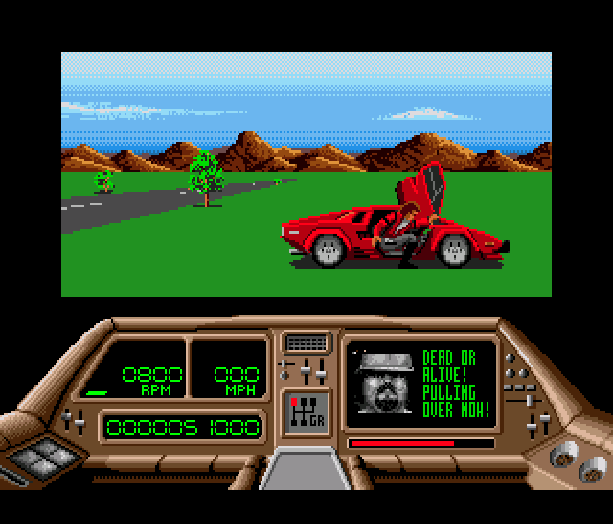 Technocop Sega Genesis Mega Drive MD Xtreme Retro 10