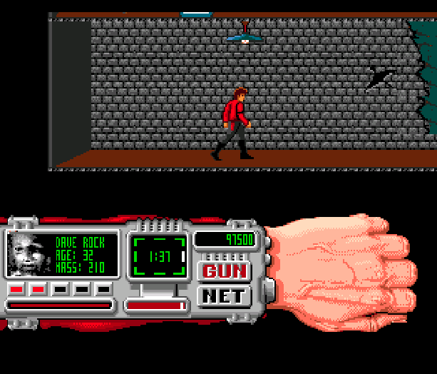 Technocop Sega Genesis Mega Drive MD Xtreme Retro 11