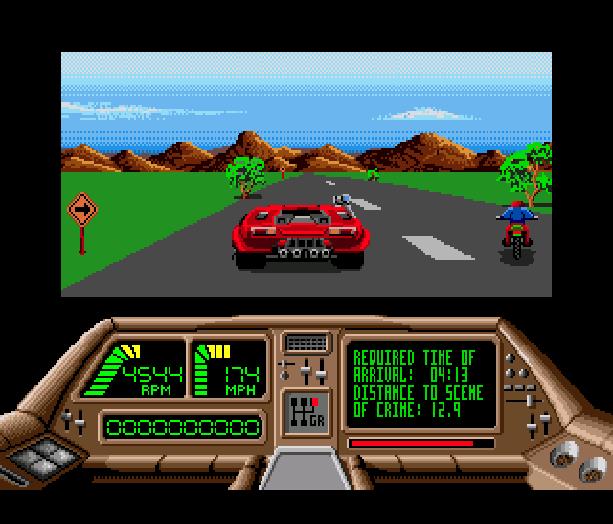 Technocop Sega Genesis Mega Drive MD Xtreme Retro 2