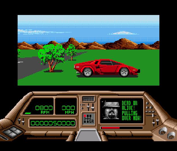 Technocop Sega Genesis Mega Drive MD Xtreme Retro 6