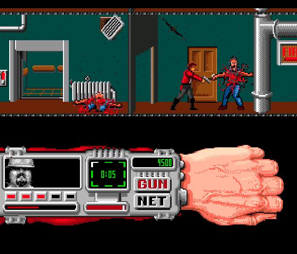 Technocop Sega Genesis Mega Drive MD Xtreme Retro 7