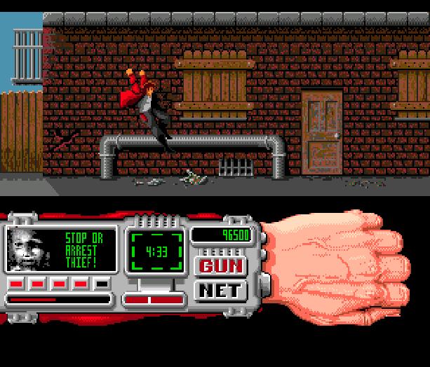 Technocop Sega Genesis Mega Drive MD Xtreme Retro 8