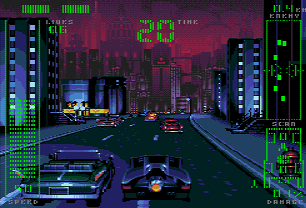 The Adventures of Batman and Robin Clockwork Tortoise Sega Mega CD Animated Series Xtreme Retro 5