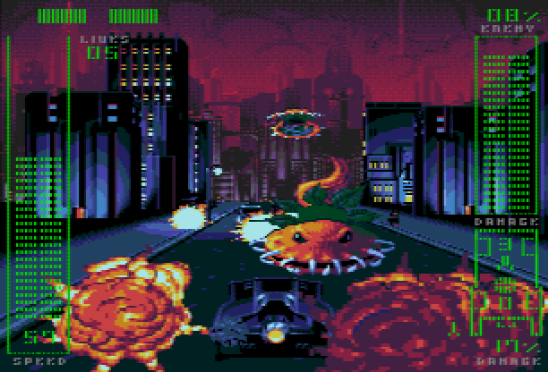 The Adventures of Batman and Robin Clockwork Tortoise Sega Mega CD Animated Series Xtreme Retro 6