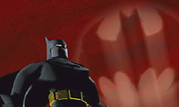 The Adventures of Batman and Robin Clockwork Tortoise Sega Mega CD Animated Series Xtreme Retro Pixel Art