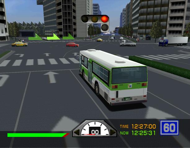 Tokyo Bus Guide Arcade Simulator Sega Dreamcast Sony PlayStation 2 DC PS2 Xtreme Retro 18