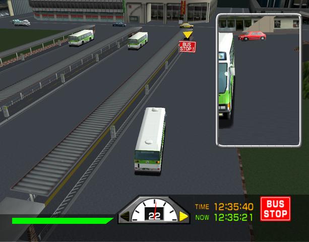 Tokyo Bus Guide Arcade Simulator Sega Dreamcast Sony PlayStation 2 DC PS2 Xtreme Retro 20