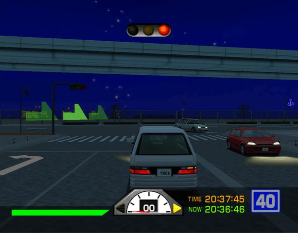 Tokyo Bus Guide Arcade Simulator Sega Dreamcast Sony PlayStation 2 DC PS2 Xtreme Retro 21