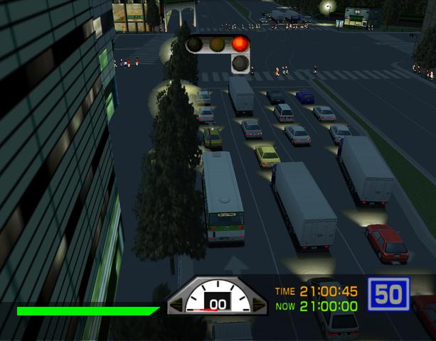 Tokyo Bus Guide Arcade Simulator Sega Dreamcast Sony PlayStation 2 DC PS2 Xtreme Retro 22