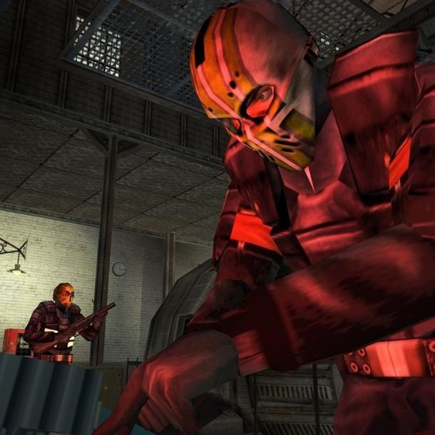 Urban Chaos Unidad Antidisturbios Eidos Proein Xbox PS2 PlayStation 2 Xtreme Retro 12