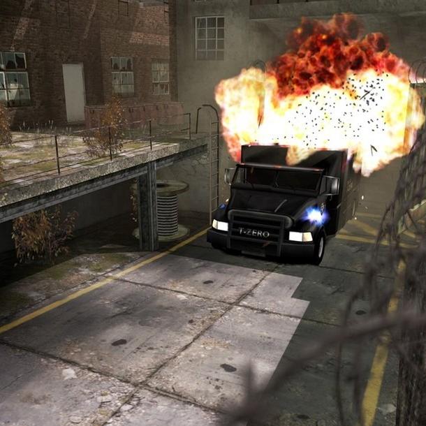 Urban Chaos Unidad Antidisturbios Eidos Proein Xbox PS2 PlayStation 2 Xtreme Retro 13