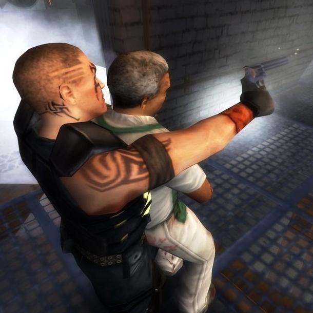 Urban Chaos Unidad Antidisturbios Eidos Proein Xbox PS2 PlayStation 2 Xtreme Retro 15