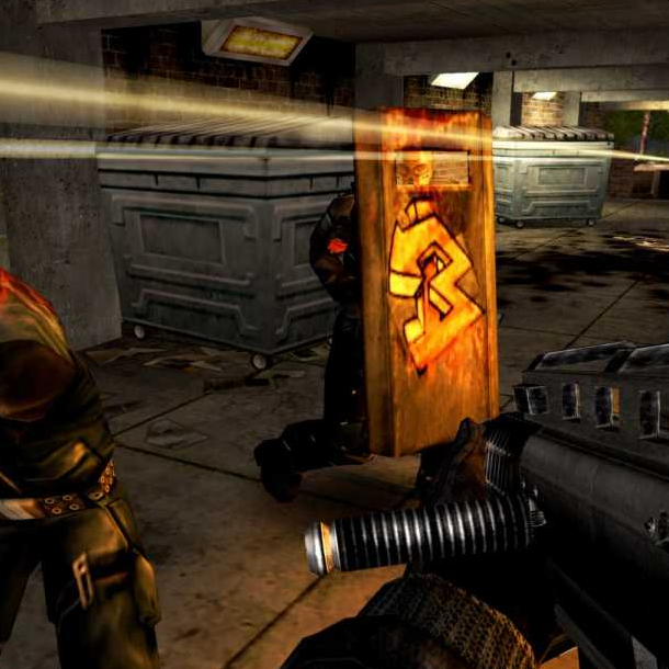 Urban Chaos Unidad Antidisturbios Eidos Proein Xbox PS2 PlayStation 2 Xtreme Retro 2