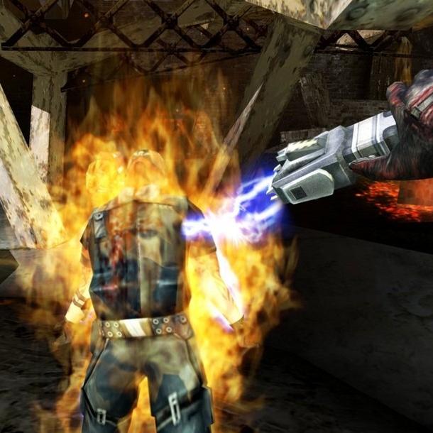 Urban Chaos Unidad Antidisturbios Eidos Proein Xbox PS2 PlayStation 2 Xtreme Retro 21