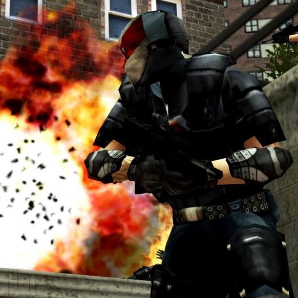 Urban Chaos Unidad Antidisturbios Eidos Proein Xbox PS2 PlayStation 2 Xtreme Retro 22