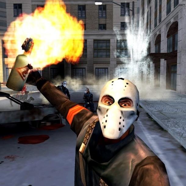 Urban Chaos Unidad Antidisturbios Eidos Proein Xbox PS2 PlayStation 2 Xtreme Retro 26