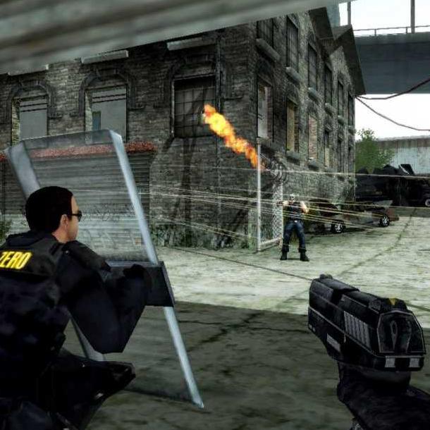 Urban Chaos Unidad Antidisturbios Eidos Proein Xbox PS2 PlayStation 2 Xtreme Retro 8