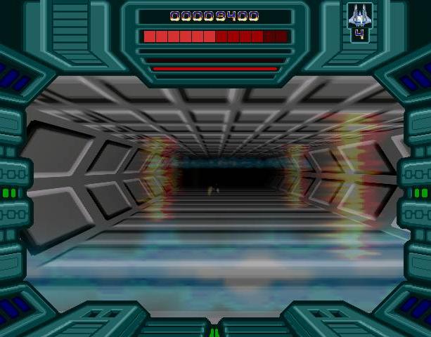 Uridium Remake Xtreme Retro 9