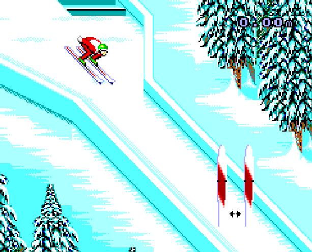 Winter Olympic Games Lillehammer 94 Sega Master System Xtreme Retro 3