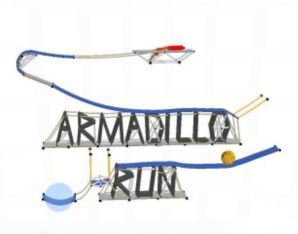 Armadillo Run Indie Game PC Xtreme Retro