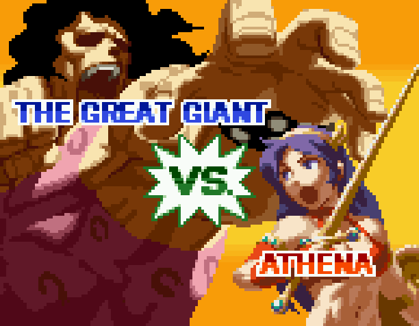 Athena Full Throttle SNK Playmore Xtreme Retro Pixel Art i-mode