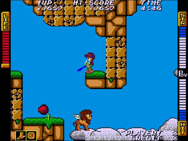 Athena SNK Arcade Commodore 64 C64 NES Famicom ZX Spectrum Xtreme Retro 2